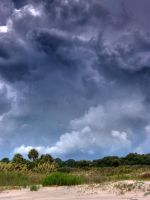 Looking Inland-Jekyll-HDRI by redtailhawker