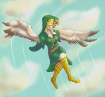 Link TF TG into Rito - Art Trade by undeadpenguin37