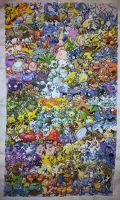 454 hours of Epic Pokemon by sfxbecks