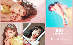 #33 Photopack- Taeyeon [Make me love you] 12P by Siguo