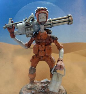 All quiet on the Martian front by MetalSnail