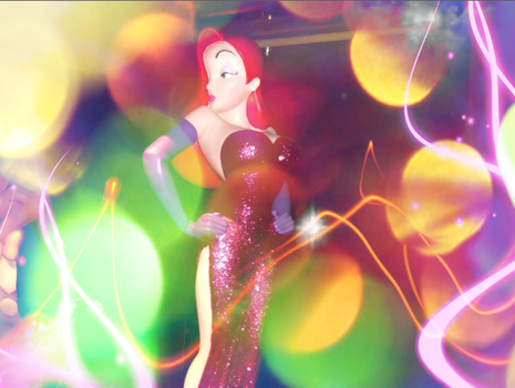 Jessica Rabbit by 5nakeEyes