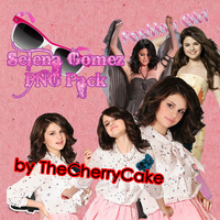 Selena Gomez PNG Pack by TheCherryCake