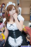 maid 2 by Cosplayfu