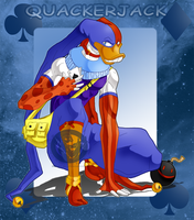 Quackerjack The Assassin by slimthrowed