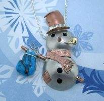 Frosty The Hobo by GipsonDiamondJeweler