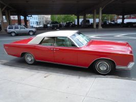 1967 Lincoln Continental Convertible II by Brooklyn47