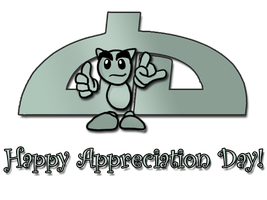 Happy Appreciation Day by zethicus