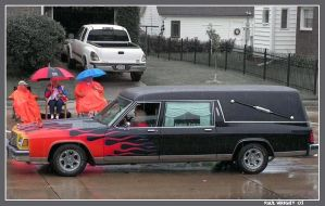 Flamed Hearse by colts4us