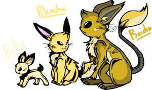 .:Pi - Pika - Rai:. by RaineSageRocks