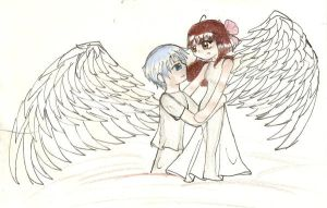 You are my Angel by hopelessromantic721