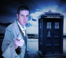 Dr Who Cosplay - The 10th Doctor by RancidAlice