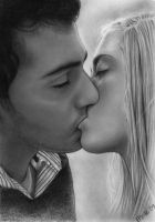 The Kiss by episac