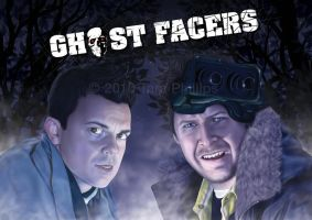 Ghostfacers by aqueous-transmission
