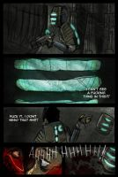 Dead Space in the dark by UNiCOMICS-Chowkofsky