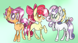 Crystal Crusaders~ by 8-Xenon-8