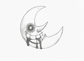 Soul Eater Moon by snowball1948
