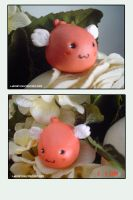 Poring FIMO by lynart