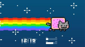 DesktopNyan 1.0 by Dieterke007