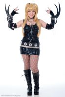 Misa Amane (Death note) by Maxsy66