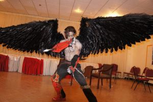 Devil Jin 2.0 Cosplay - 4 by vega147