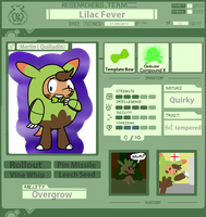 Lilac Fever App by Poul-The-Fox
