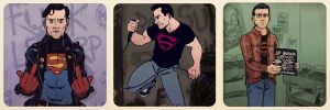 Superboy, Punk by mikefeehan