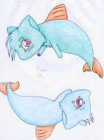 Pisces mew by Chibisukelove