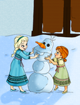 Do you want to build a snowman? - not fully edited by darkrinoahatiri