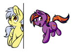 Chibi YCH Batch 1 by cleoziep