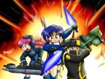 Digibee Girls by Thiridian