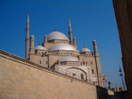 Mohamed Ali Mosque by Cyndel
