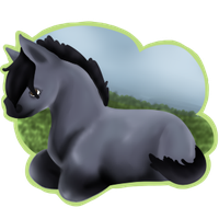Resting Lineless Jenoubee by luckdown