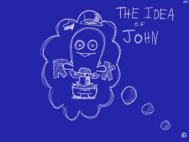 The Idea of John by esbenlp