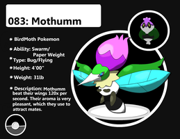 083: Mothumm by SteveO126