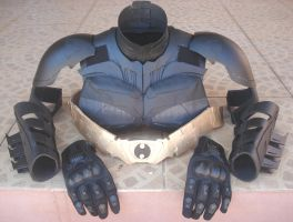 Batman The Dark Knight Rises cosplay props by Regis-AND