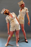 Silent Hill by Pastel-Tichan