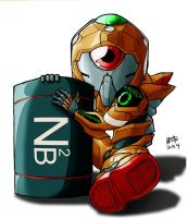 SD Eva unit 0 prototype by Mintyrobo