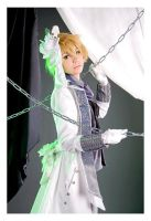 Pandora Hearts - Oz by maikangwiel