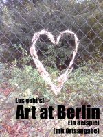 Beispiel fuer Kunst an Berlin by Francoise-Evelyne