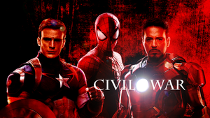 Civil War #2 by ProfessorAdagio