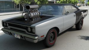 1970 Plymouth Road Runner by SamCurry