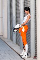 cosplay Chell -4 by sadakochan87