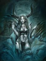 Children-of-Lilith by sebastien-grenier