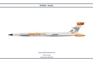 Fantasy 654 Fireflash Easyjet by WS-Clave