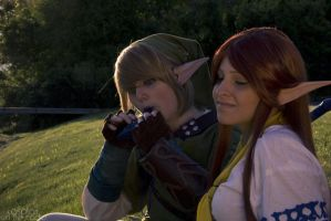 link and malon - 01 by elleontheradio