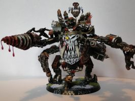 Deff Dread and The Boss by badbunnyDEVI