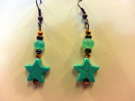 Antique Gold Stars by Ryven