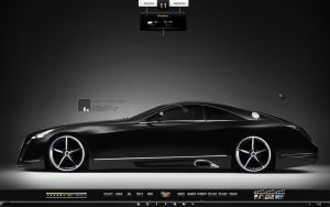 Desktop Maybach v2. by lexestoo