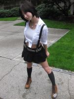 Tifa For A Day by Creelman09